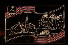 Themenbild Bled  (Heidi St.) Tags: night weihnachten deutschland essen nacht led nrw slowenien beleuchtung noc nachtaufnahme 2011 nachtaufnahmen lichterwochen lichtwochen motivbilder lichterwoche essen2011 gastlandslowenien