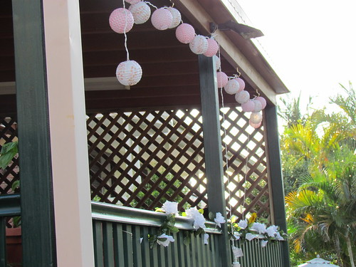 Lanterns and Garlands