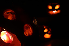 10 - the bad pumpkin is coming!help!!! (Playerdue Lighting) Tags: trickortreat concorsi playerduelighting