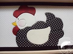 Bandeja Patch Embutido (Line Artesanatos) Tags: bandeja patchworkembutido