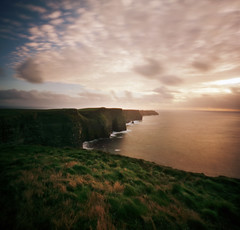 these are the places i will always go (manyfires) Tags: ocean ireland sunset sea film square landscape shoreline eire cliffs pinhole cliffsofmoher atlanticocean zero2000 zeroimage countyclare downinthevalley gettyimagespick theheadandtheheart