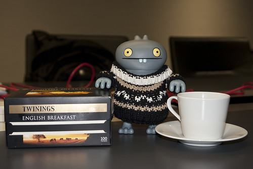 Uglyworld #1338 - Fancies A Cuppa (Project BIG - Image 321-365) by www.bazpics.com