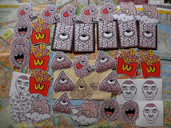 stickerpack (wojofoto) Tags: amsterdam spain stickerart stickers pack stickerpack catv riot68 ceito isoeoner