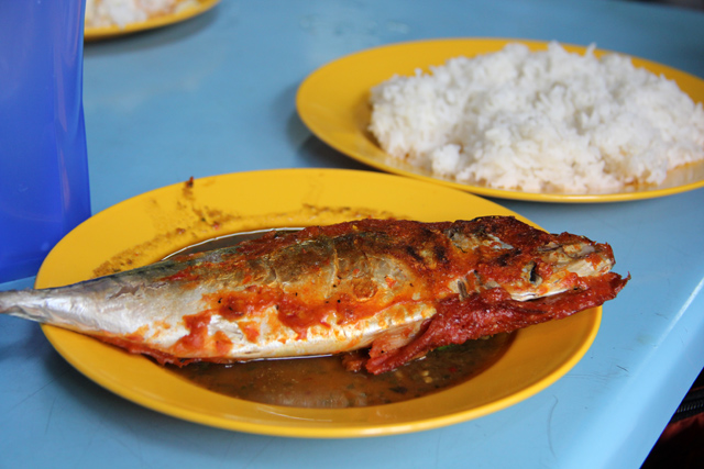 Ikan Bakar - Grilled Fish #2