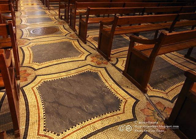Bonjour Lyon~ 里昂。富維耶聖母教堂 Basilique Notre-Dame de Fourviere R1041799