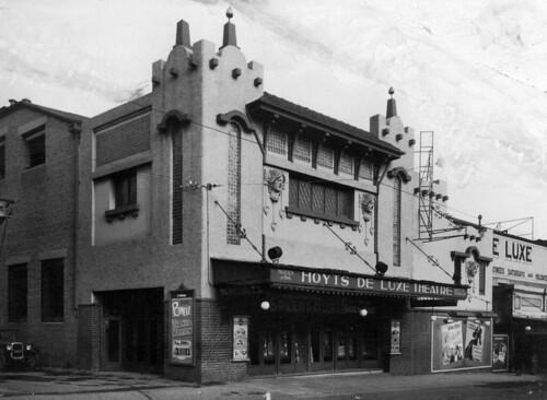 Hoyts De Luxe, Marrickville, Sydney, NSW.