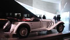 Mercedes-Benz Museum - Mercedes Benz 26/120/180 PS Typ S 1928