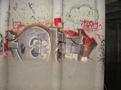 OE (Lurk Daily) Tags: graffiti bay nc south oe oeone