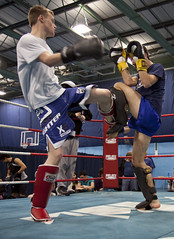 Michael Anderson (Griphouse) v ??? (duncan_ireland) Tags: university stirling competition thai muay strathclyde universityofstrathclyde muaythai interclub stirlinguniversity strathy