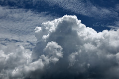 The Sky's Veil Of Wonder. (Silent Resilience) Tags: sky white up clouds wonder nikon veil cloudy air explosion fluffy nebula farah silentresilience