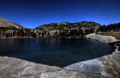 Emerald Lake (ap0013) Tags: california park ca usa lake water cali america nationalpark nikon cal national volcanic emerald lassen lassenvolcanic emeraldlake lassenvolcanicnationalpark d90 nikond90