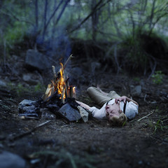 How heartbreak feels. (David Talley) Tags: broken fire break sad heart smoke eep heartache freakingout ahhhh 365project davidtalley iseriouslyhopetogodididntinadvertentlysetmyforestonfire holycrapthatwouldbehorrible ispent45minutesdousingtheentireareawithina25footradiuswithcreekwater