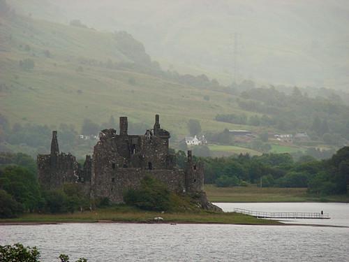 Loch Awe en Kilchurn Castle