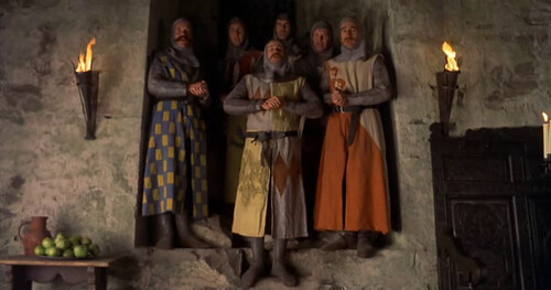 Monty Python and the Holy Grail(1974)