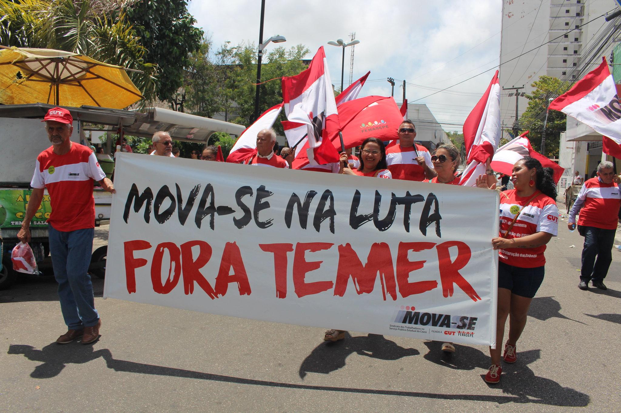 VII Marcha dos Servidores - 16/09/2016