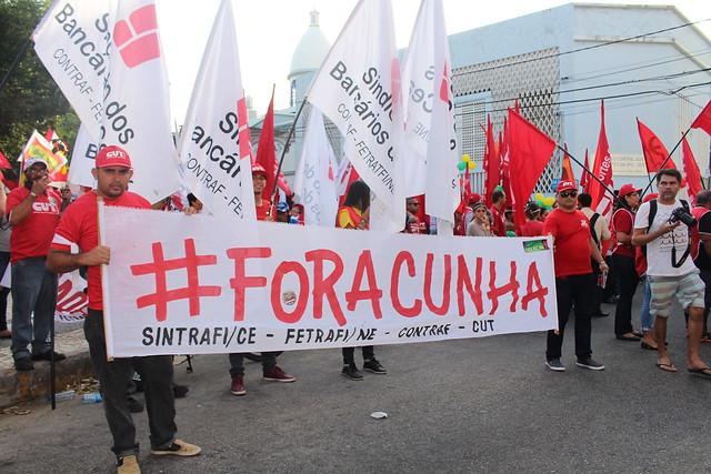 Ato Fora Cunha