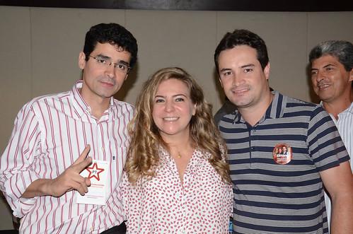Encontro Prefeitos PT Ceará em 2012